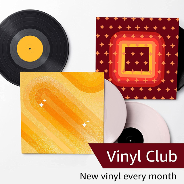 Amazon.com - Vinyl of the Month Club: The Golden Era - Vinyl Subscription