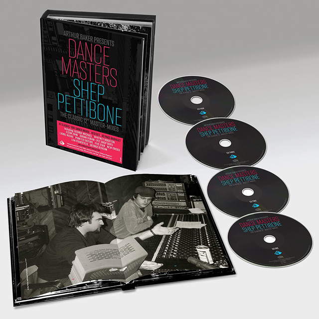 VA / Arthur Baker Presents Dance Masters: The Shep Pettibone Master-Mixes