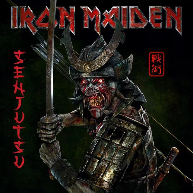 Iron Maiden / Senjutsu