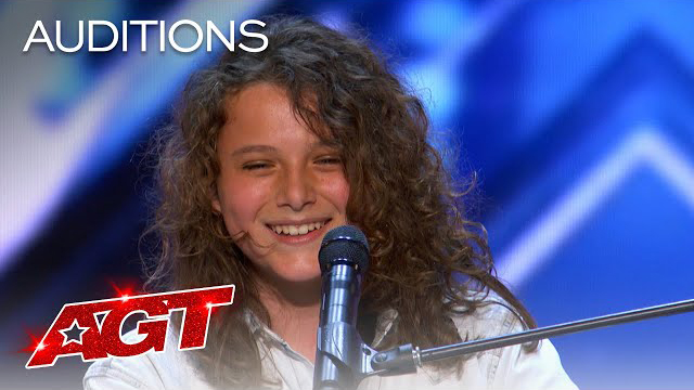 14-Year-Old Dylan Zangwill Performs