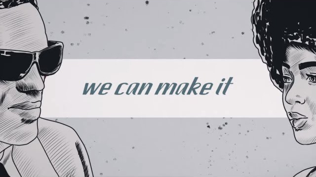 Ray Charles - We Can Make It (Official Lyrics Video)