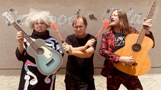 Melvins (photo by Bob Hannam)