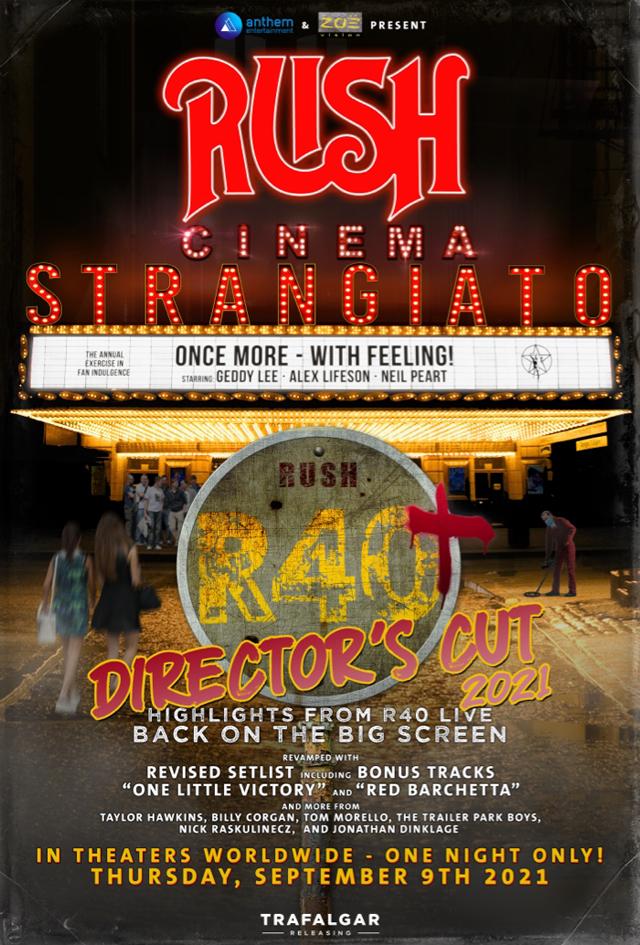 Rush - Cinema Strangiato (Director's Cut)