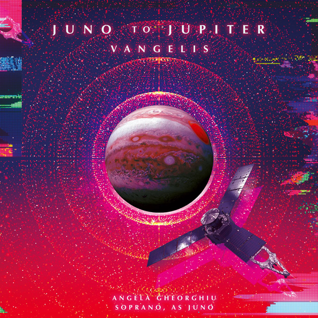 Vangelis / Juno to Jupiter