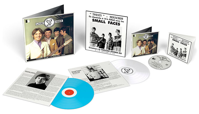Small Faces / Live 1966