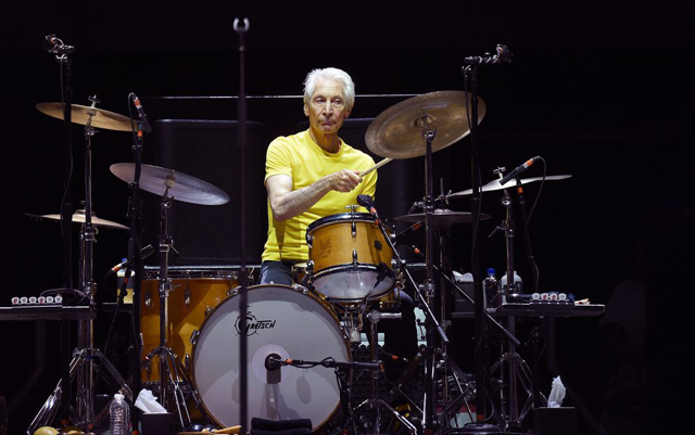 Charlie Watts  - Kevin Winter/Getty Images