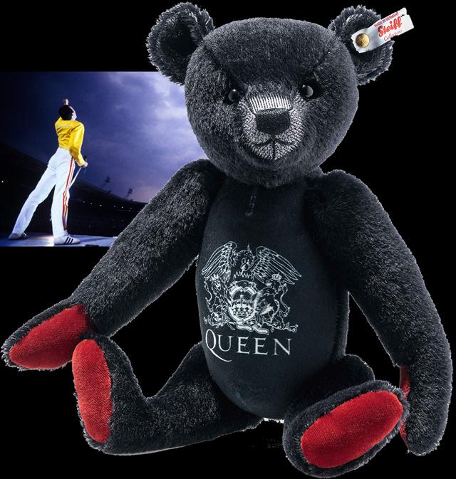 Steiff bears Steiff 50th Anniversary Queen Rock Band Bear