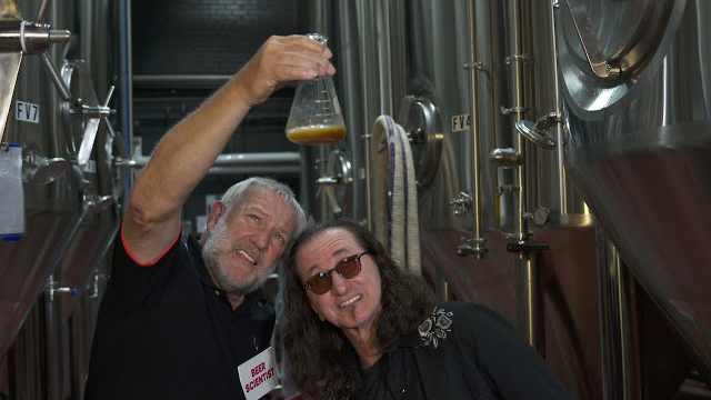 RUSH COLLABORATE WITH HENDERSON FOR RUSH BEER