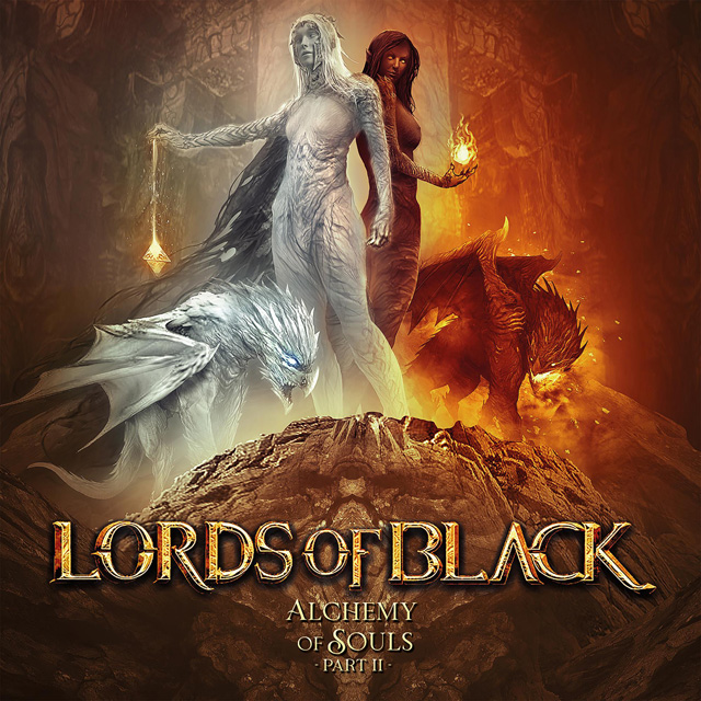 Lords of Black / Alchemy Of Souls, Part II