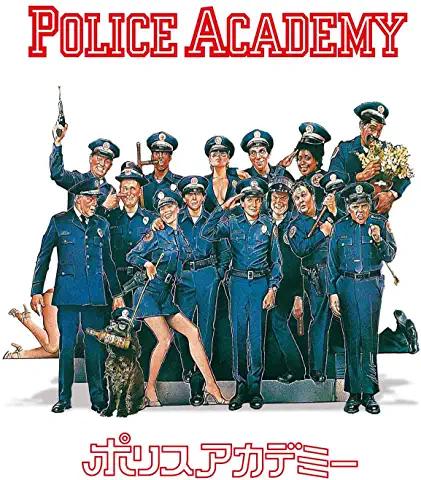 ポリスアカデミー  Eirin Approved (C) 1984 The Ladd Company. (C) 1984 Warner Bros. Entertainment Inc. All rights reserved.