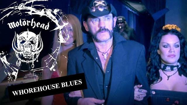 Motörhead – Whorehouse Blues (Official Video)