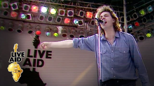 The Boomtown Rats - Rat Trap (Live Aid 1985)   REMASTERED