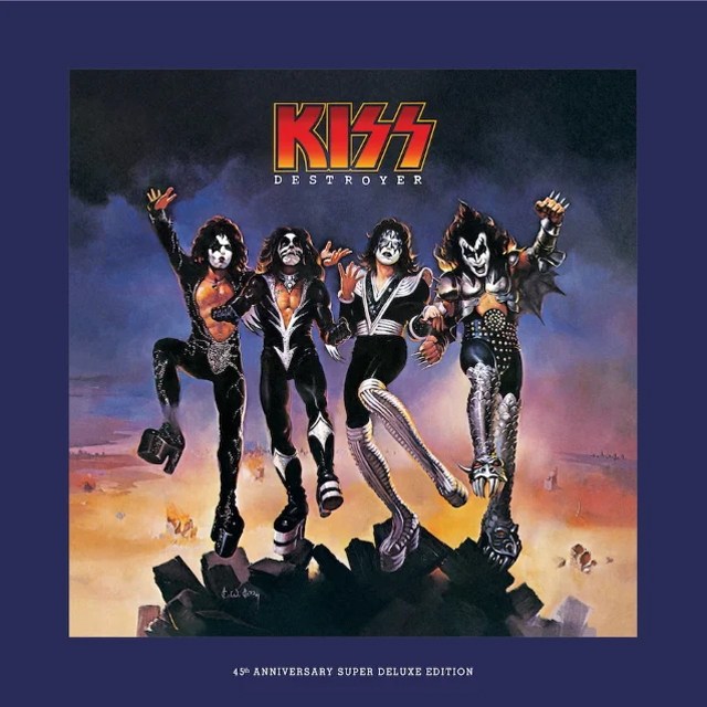KISS / Destroyer 45th Anniversary Super Deluxe Edition