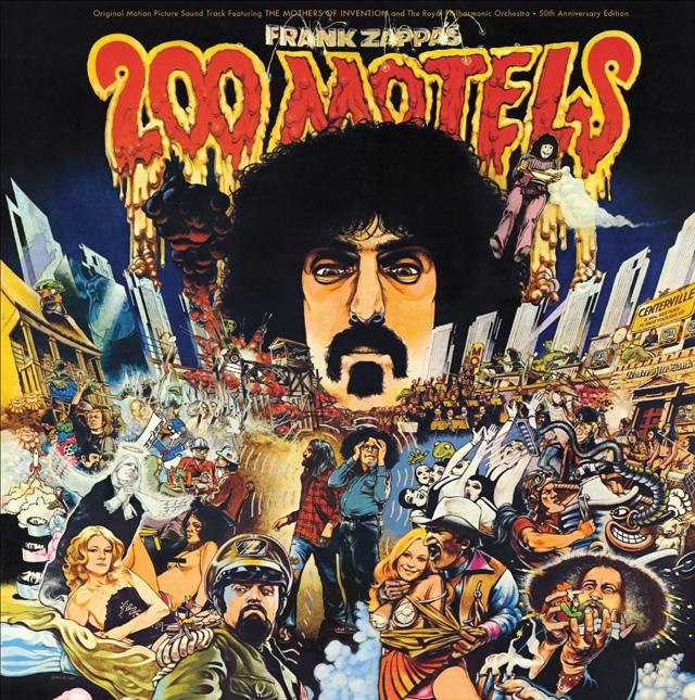 Frank Zappa / 200 Motels