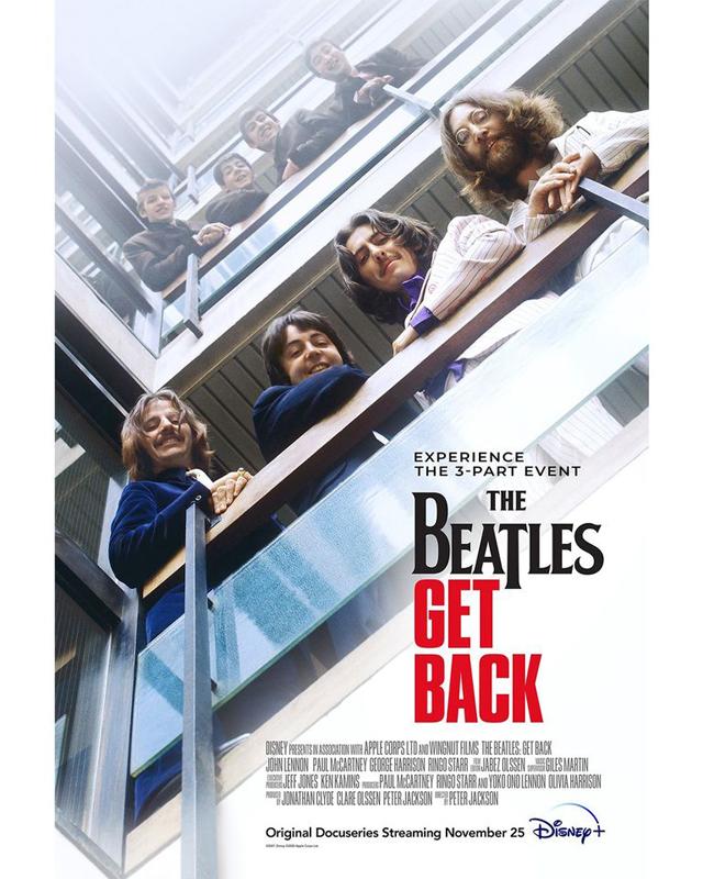 The Beatles: Get Back ©1969 Paul McCartney. Photo by Linda McCartney