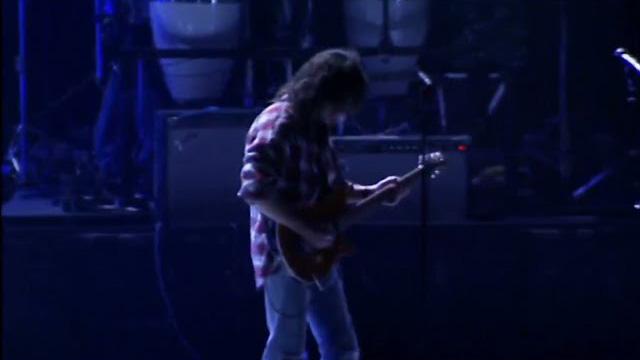 Eddie Van Halen Rehearsing with Toto for the Jeff Porcaro Tribute