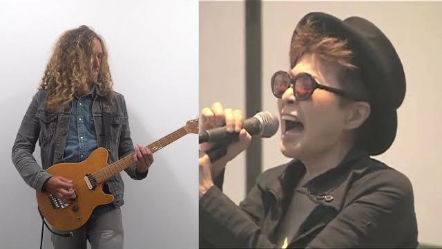 Yoko Ono goes Metal! - Andre Antunes